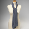 Polyester Tuch grau